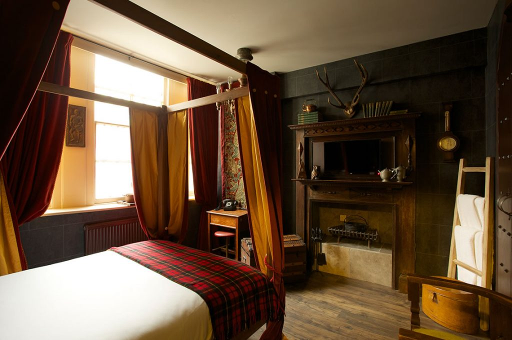 The Enchanted Chambers Georgian House Hotel London
